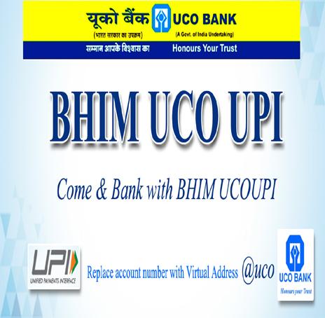 UCO Bank- Bhim_Uco_Upi